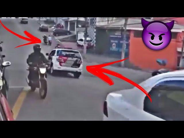 MELHORES FUGAS DO BRASIL - MOTOS NO GRAU