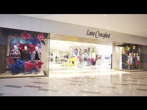 Lane Crawford Chengdu IFS
