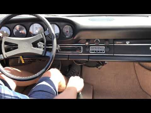 1969 Porsche 912 5-Speed