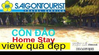Vũng Tàu - Côn Đảo bằng Xe Máy | Tập 2: Khách sạn tại Côn Đảo