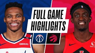 GAME RECAP: Wizards 131, Raptors 129