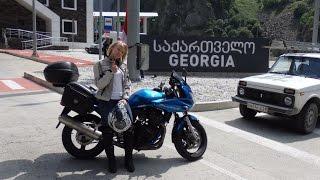 путешествие по грузии видео