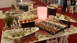 Download Video finger food buffet catering MP3 3GP MP4