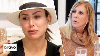 Kelly Hasn't Talked To Her Mom In 2 Years & Vicki Calls Braunwyn Boring | RHOC Highlights (S14 Ep6)