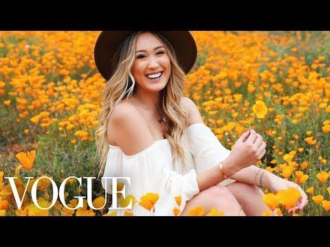 73 Questions With LaurDIY   Vogue Parody
