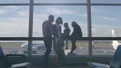 Finnair check-in at Helsinki-Vantaa airport | Finnair