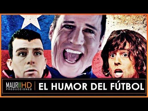 El Fútbol Chileno en 10 minutos - (Humor)