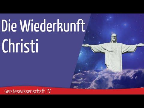 Geisteswissenschaft TV - Die Wiederkunft Christi
