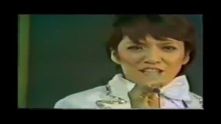 """Japanese musical star Jun Anna is singing """"Begin The Beguine"""" in 1974."""
