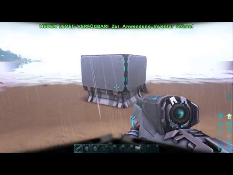 Ark kurze Tek Cheats  Admin Command PS4 Gameplay German