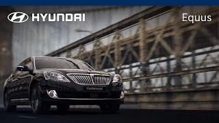 Hyundai Centennial Equus Driving Comfort Safety video Clip English