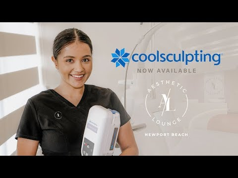 CoolSculpting & CoolTone (Allergan) Now Available at Aesthetic Lounge in Newport Beach