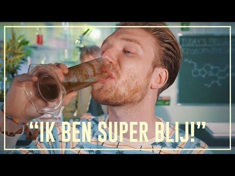 Bastiaan use Kratom and goes up and down (Mitragyna) | Drugslab