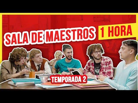 COMPILADO SALA DE MAESTROS 1 HORA - Segunda Temporada | Hecatombe!