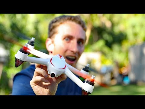 Best Beginner Drone around $200 with GPS !   Force1 F200C Specter aka MJX Bugs 2
