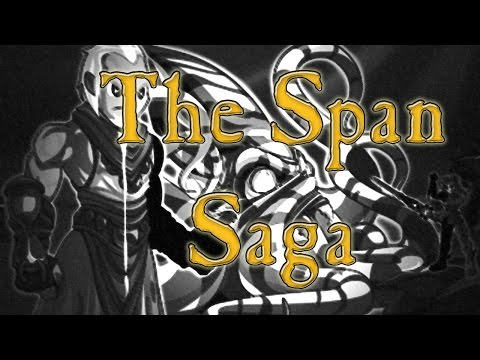 =AQWorlds= #Tutorial de saga 08 - The Span - Todas as quests