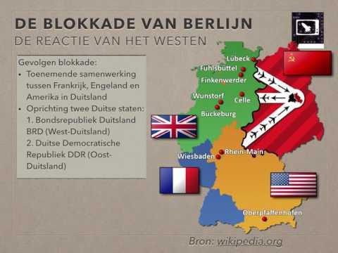 Berlijn in de Koude Oorlog