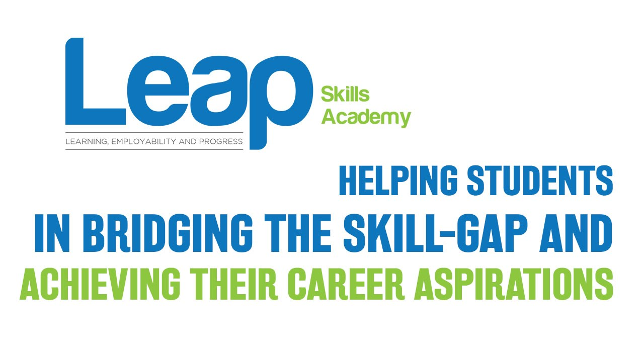 leap skills academy helping students achieve their career leap skills academy helping students achieve their career aspirations