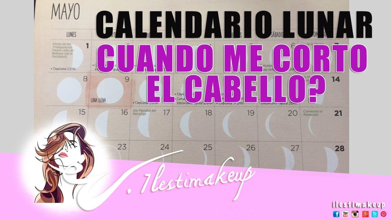 Calendario Lunar De Mayo Cuando Cortarse Le Cabello