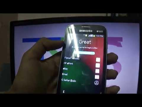 Nokia Z Launcher on any android mobile!! Free Download + quick review [demo on galaxy star pro]