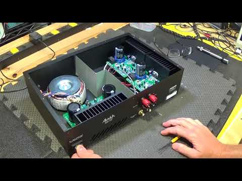 Repeat Akitika GT-102 Amp Kit Review Pt  5: Building the Amp