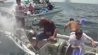 2012年7月19日志摩市和具「潮かけ祭り」