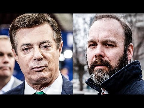 Trump Allies Manafort And Gates Hit With New Indictments From Mueller