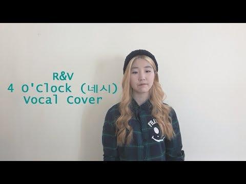 R&V (BTS) - 4 O'Clock (네시) Vocal Cover