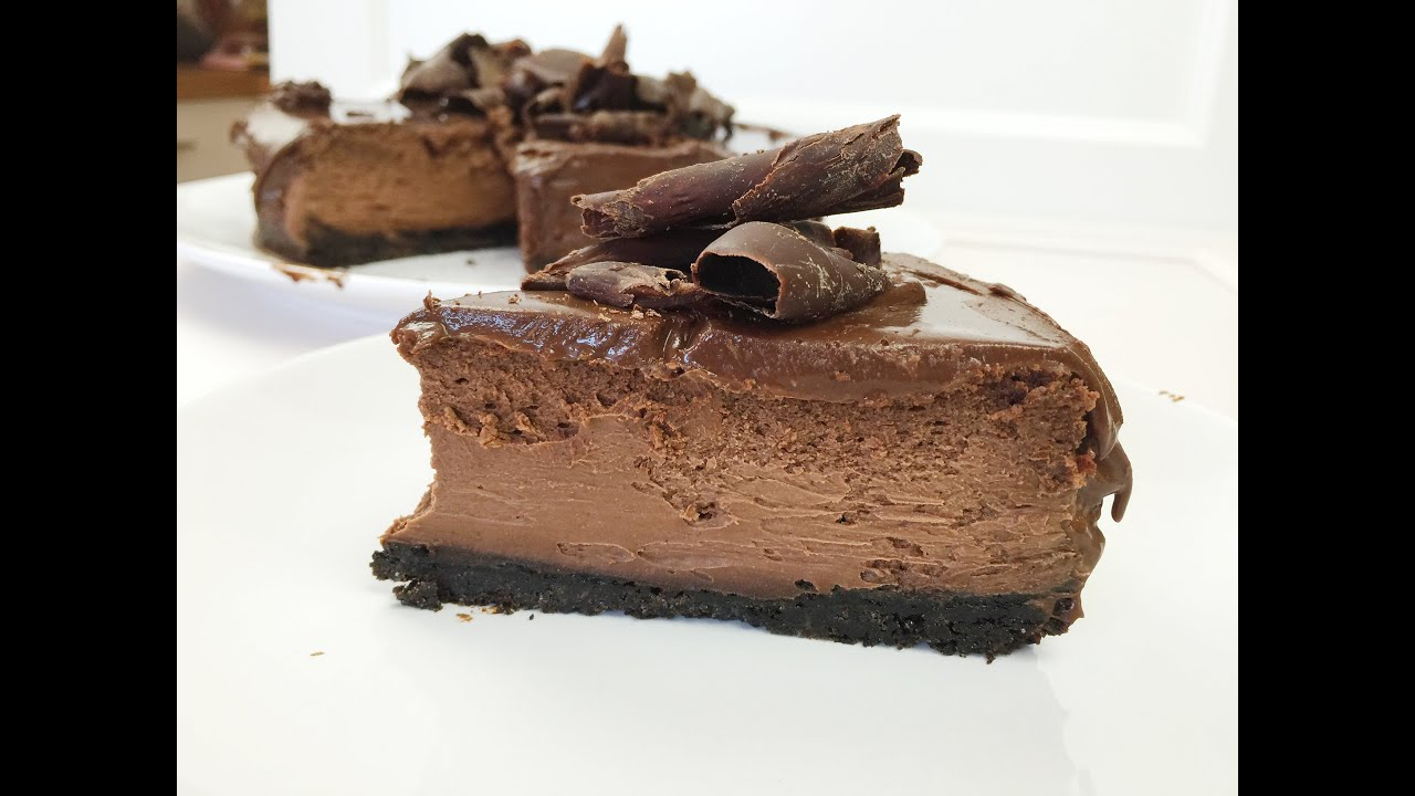 New York Chocolate Cake Recipe