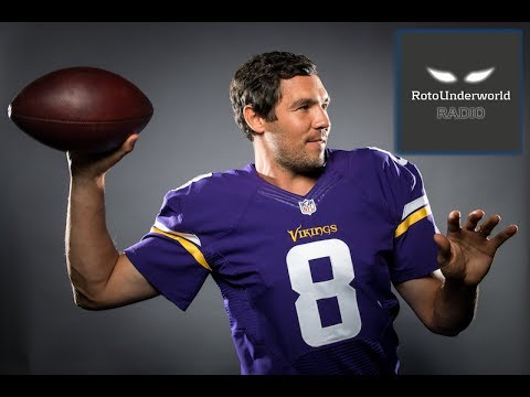 Just how underrated is Sam Bradford?