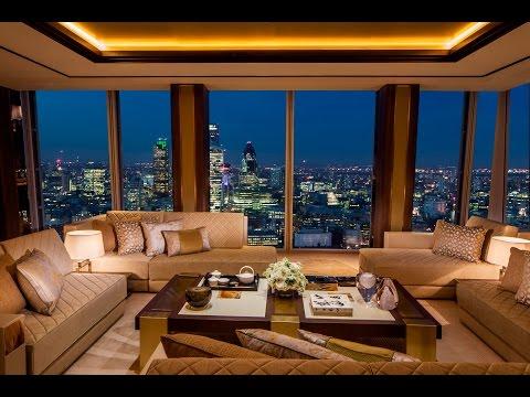Shangri-La Suite - Shangri La Hotel, At The Shard, London