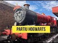 Trem do Harry Potter - Hogwarts Express - Universal Studios Orlando