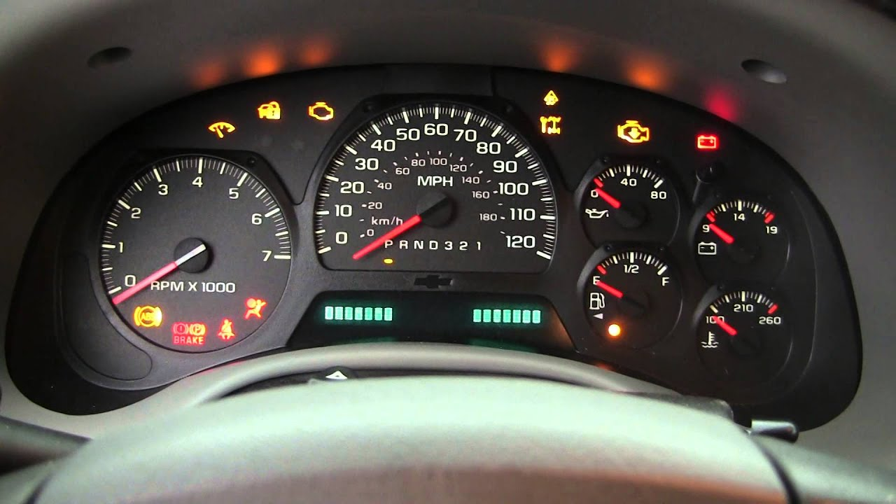 ignition switch failure symptoms trailblazer envoy  [ 1280 x 720 Pixel ]