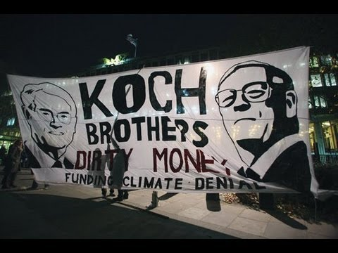 Climate Change Debate - It's All About Money