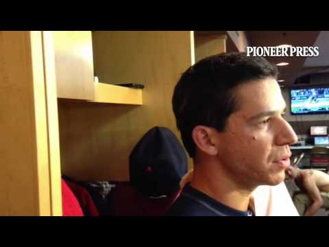 "Video 2: Tommy Milone on wanting to be ""the pitcher they traded for"" now that he"