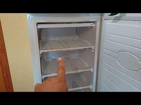 Как разморозить морозильную камеру в холодильнике бош