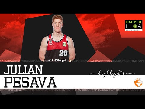 Julian Pesava Mid Season Highlights 2019-20 ProB