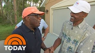 Al Roker Surprises A Deserving Dad With A Live Backyard Barbecue | TODAY