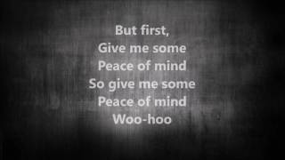 [2.86 MB] Peace Of Mind - The Vamps Lyrics