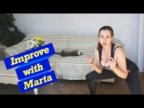 Jump from half sitting - Improve with Marta