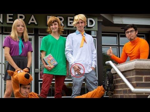 Scooby-Doo & Friends Ruin College