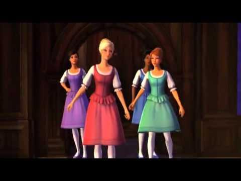 Barbie et les trois mousquetaires 2009 bande annonce - Barbie les trois mousquetaires ...