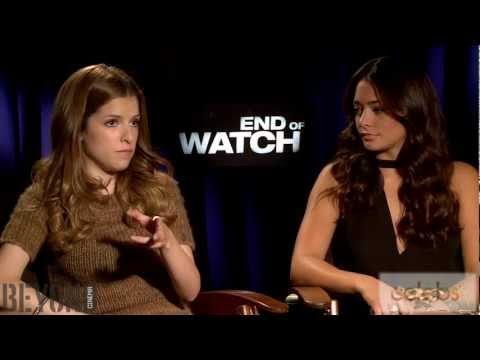 Anna Kendrick & Natalie Martinez talk about
