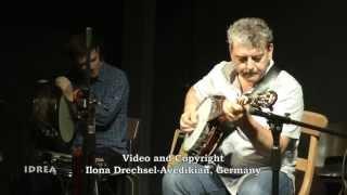 Jim Higgins Bodhran Solo (Mairtin O'Connor Band) at Craiceann Bodhran Festival 2013