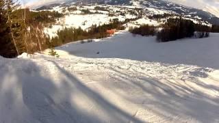 видео зимние курорты в карпатах
