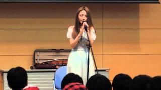 サラ・オレイン - The Final Time Traveler (アカペラ) | Sarah Àlainn
