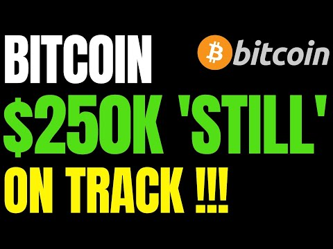Tim Draper Says $250K Bitcoin Price Forecast 'Still' On Track! | Bullish BTC Signal Flashes Again