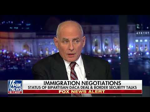 Bret Baier interviews White House Chief of Staff John Kelly