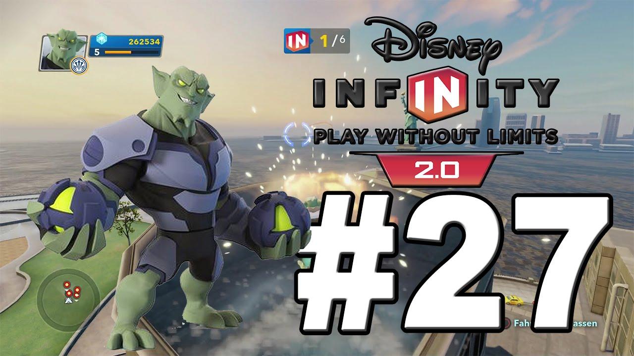 Spiderman Playset 027 Die Letzte Mission Disney