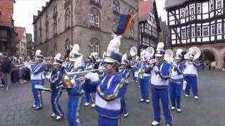 Show und Brassband  Rheingold Mainz
